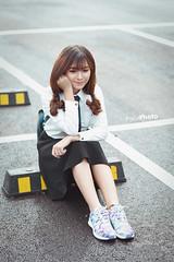 E9 (erik_bui_89) Tags: woman cute student nikon human beautifull emart