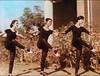 Girls from the Iraqi National school... (dalecourtarts) Tags: school ballet black fashion vintage ballerina iraq moda style baghdad 1970s fashionista leotard stylish vintagestyle stylist womenswear modafeminina womenstyle uploaded:by=flickstagram instagram:venuename=baghdad2ciraq instagram:venue=216247758 instagram:photo=11692193624481020412106153731