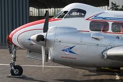 D-INKA De Havilland DH 104 Dove 15 (Disktoaster) Tags: plane airplane airport dove aircraft aviation flugzeug spotting dinka ltu spotter palnespotting pentaxk3