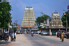 India - Tamil Nadu - Kanchipuram - Sri Ekambaranathar Temple - 347 (asienman) Tags: india shiva hindu tamilnadu kanchipuram sriekambaranathartemple asienmanphotography