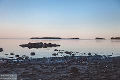 Come home (dina bennett) Tags: suomi finland beach rocks sea landscape seascape summer love water dawn