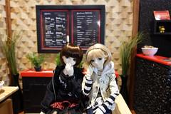 At the Ramen Shop (Smayocat) Tags: luts kiddelf dollnorth kdf darae