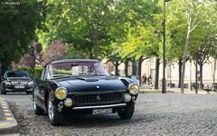 Lusso (misterokz) Tags: paris classic car photography automobile ferrari voiture exotic gt supercar spotting 250 ancienne lusso carspotting misterokz