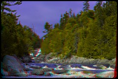 Sand River aka Pinguisibi, Ontario 3-D ::: HDR/RAW Anaglyph Stereoscopy (Stereotron) Tags: ontario canada america creek forest radio canon river landscape eos waterfall stereoscopic stereophoto stereophotography 3d woods raw control north kitlens twin anaglyph falls stereo backcountry stereoview outback remote spatial 1855mm cascade hdr province redgreen 3dglasses hdri cataract transmitter stereoscopy synch anaglyphic optimized in threedimensional stereo3d cr2 stereophotograph anabuilder synchron redcyan 3rddimension 3dimage tonemapping 3dphoto 550d stereophotomaker 3dstereo 3dpicture anaglyph3d yongnuo stereotron