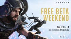 Paragon free beta weekend starts next week (psyounger) Tags: paragon