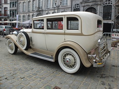 PACKARD 733 SEDAN annes 1930'S (cuv59) Tags: old card auto altes voiture ancienne mons vecchia