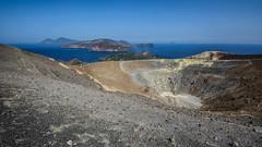 Crater of Vulcano
