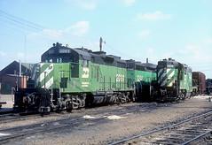 BN GP20 2061 (Chuck Zeiler) Tags: railroad bn locomotive 1970 2061 chz emd gp9 gp20