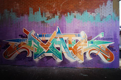 (th3butcherofbilbao) Tags: street art collingwood melbourne dvate sonya7ii