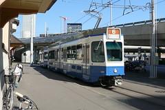 Tram 2000 2079+2402 (V-Foto-Zrich) Tags: tram pony zrich vbz verkehrsbetriebe tram2000 zrilinie ponyzug