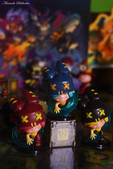 Krosmaster (AmandaSaldanha) Tags: toys board boardgame jogosdetabuleiros games jogos game jogo toy brinquedo colors cores details photography sony flickr macro krosmaster