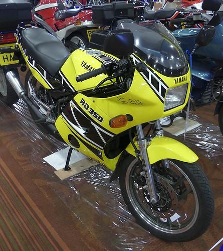 1987 Yamaha RD350YPVS F2 350cc