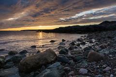 Sun and clouds (dam.photos) Tags: longexposure light sunset sea sky sun seascape nature clouds landscape sundown natural pentax sigma nopeople k3 skyporn pentaxflickraward