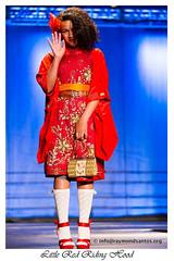 Little Red Riding Hood (Kurokami) Tags: show ladies girls red woman india anime girl fashion socks japan lady asian japanese belt women asia dress little north riding purse fantasy fancy hood kimono stiletto knee embroidered kitsuke breaded juban 2016