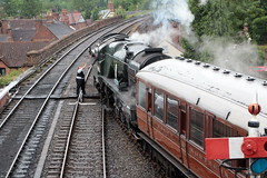 Bewdley Severn Valley Railway_53 (Barrytaxi) Tags: station train transport trains steam severnvalleyrailway bewdley