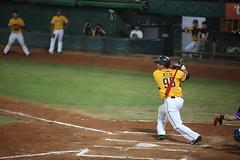 5D-IMG_5107 () Tags: elephant baseball brothers cruz rhinos homerun 96  eda   cpbl tommycruz  taiwanbaseball            20160623