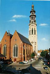 Middelburg (Steenvoorde Leen - 2.7 ml views) Tags: card ansichtkaart karte cards postkaart postkarte holland middelburg kerk langejan nieuwekerk nederland niederlände netherlands hollanda kirche church chiesa iglesia église