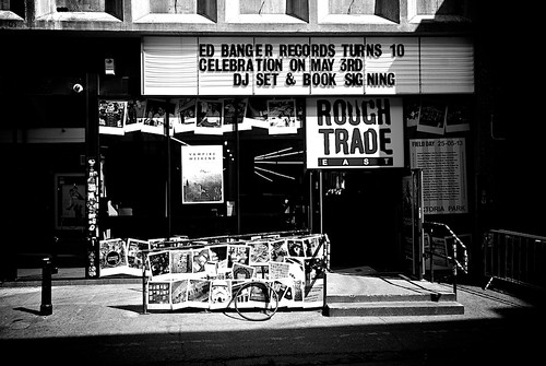 Rough Trade in Black and White
