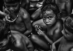 Ata-Manobo (dukeofspade) Tags: children philippines tribe ata manobo