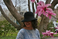 Felt Hat (Historic Gardens) Tags: dinner spring novascotia 26 auction may historicgardens annapolisroyal 2013