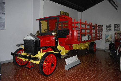 1909 Pierce Arrow 5 ton Ttuck