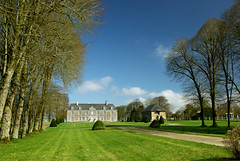 Stately Vista (davidpemberton78) Tags: architecture scenery normandy saintsevercalvados 1929april2013