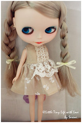 Just a simple dress for Blythe