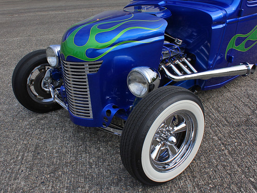 "1940 Chevrolet Custom Pick Up "" El Chueco"""