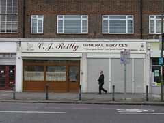 LONDON SE9 (2013) pic019 (streamer020nl) Tags: uk england london gb reilly fiveways funeralservices neweltham se9 southwoodroad