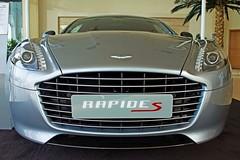 Aston martin rapid S by me (HUSAM ALZAHRANI حسام الزهراني) Tags: تصويري اس الجديده تدشين مارتن استون رابيد uploaded:by=flickrmobile flickriosapp:filter=nofilter
