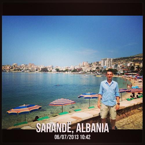 SARANDË, ALBANIA 06/07/2013 10:42 #Travelgram
