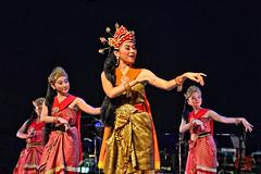 Muara Festival #6 (chooyutshing) Tags: public dance singapore traditional performance malay marinabay 2013 universitymalaya esplanadeoutdoortheatre muarafestival