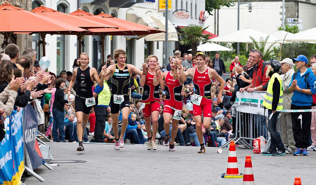 Hansgrohe-Triathlon Konstanz 2012_Laufen