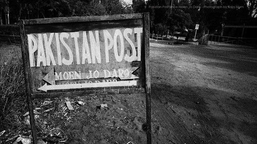 Pakistan Post since Moen Jo Daro