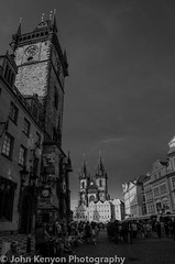 Old Town Square, Prague (johnkenyonphotography@gmail.com) Tags: travel art beautiful beauty scenery europe prague praha czechrepublic easterneurope centraleurope