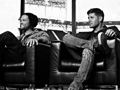 Supernatural Nerd HQ Panel ( Cateaclysmic ) Tags: sam sandiego dean winchester comiccon supernatural sdcc petcopark 2013 nerdhq