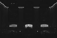 I'll leave the light on (Daremoshiranai) Tags: bw newyork night applestore grandcentralstation fujixpro1