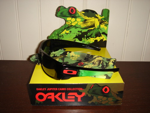 Oakley Jupiter Camo