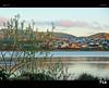 Bokehville (tomraven) Tags: houses light sunset newzealand water bokeh sony hills inlet a77 porirua pauatahanui tomraven aravenimage flickrstruereflection1 q32013