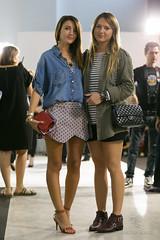 Emilie and Alexandra