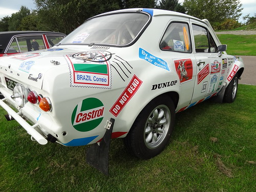 FORD ESCORT Mk1 WORKS WORLD CUP RALLY CAR (1970)