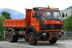 MERCEDES 1922 (marvin 345) Tags: truck mercedes camion trucks oldtruck autocarro mercedes1922