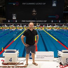 _KJO7394_20130808_120204 (KJvO) Tags: day2 sport swimming competition size fina speaker wedstrijd zwemmen knzb pietervandenhoogenbandzwemstadion worldcupeindhoven2013 alanmarch wwwzwemfotonu