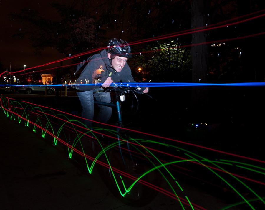 NightShift Light Bike Test 02 - CITS - with Joe-3