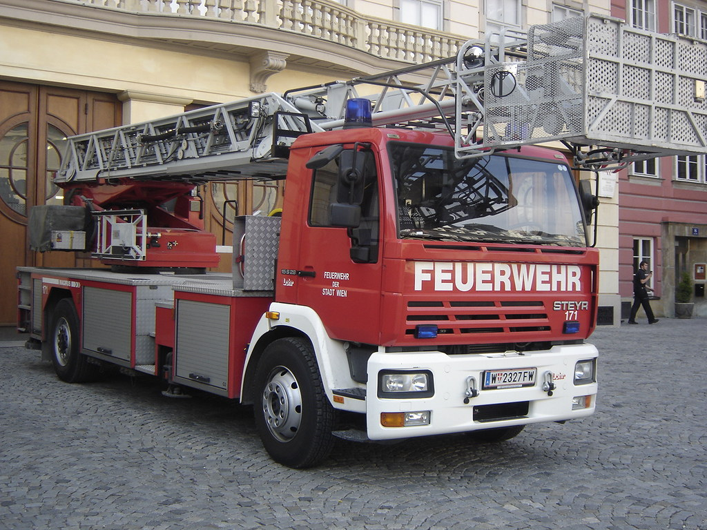 The World S Most Recently Posted Photos Of Feuerwehr And Wien