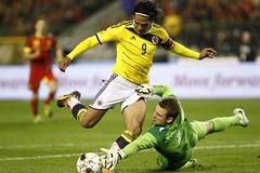 Belgium Vs Colombia