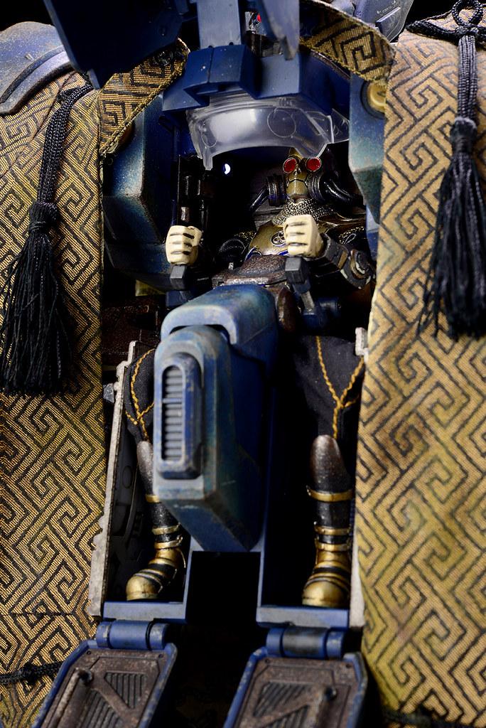 BANDAI × threezero《重甲侍鬼》FULLMETAL GHOST即將正式預購!