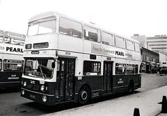 TOC4H St Pauls Street Walsall 1975 (Walsall1955) Tags: bus 30 jumbo daimler walsall fleetline 4004 parkroyal prv wmpte daimlerfleetline westmidlandspte crg6lx toc4h jumbofleetline leamoredodger