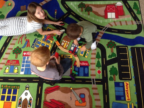 Classroom or Home Rug for Kids by kidcar by Wesley Fryer, on Flickr