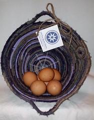 "Medium Egg Basket #0179 • <a style=""font-size:0.8em;"" href=""http://www.flickr.com/photos/54958436@N05/11184912353/"" target=""_blank"">View on Flickr</a>"